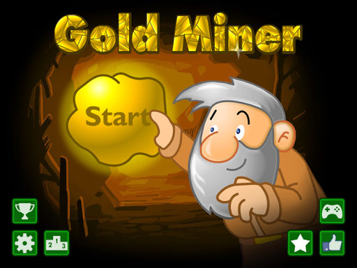 Gold Miner Classic Lite screenshot 11