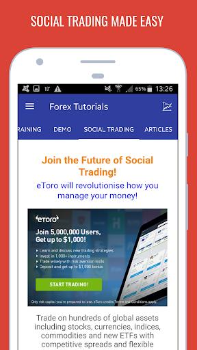 Forex Tutorials - Trading for Beginners  screenshots 5