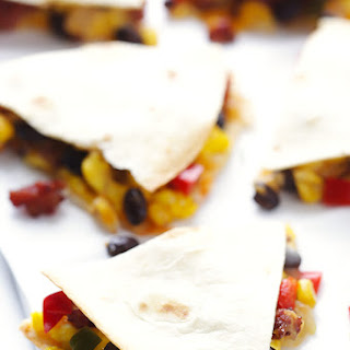 Southwestern Breakfast Quesadillas