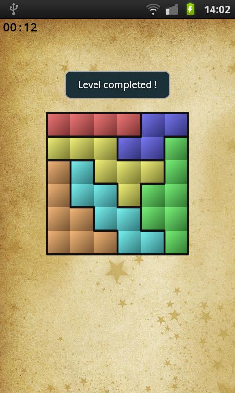 Block Puzzle- screenshot