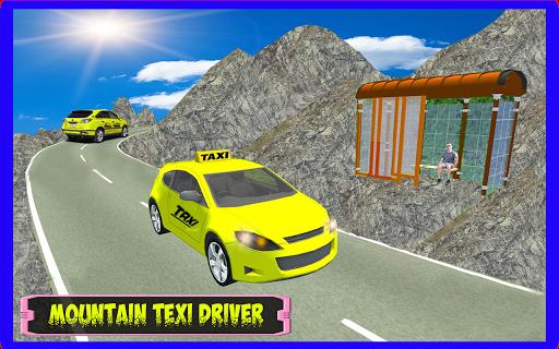 Crazy Taxi Games: City Taxi Driver 3D
