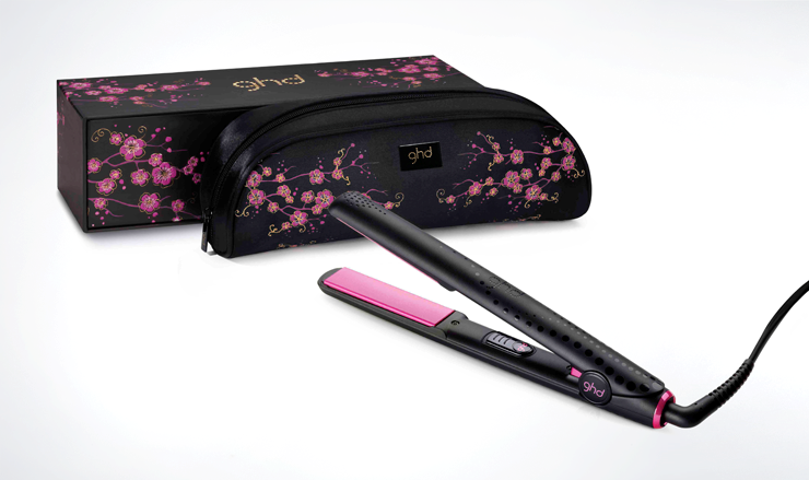 Photo: ghd Pink Cherry Blossom styler - http://bit.ly/RfcHU3