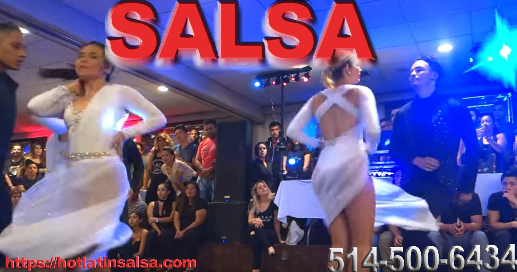 Salsa Dance Schedule, Lasalle class, verdun courses, chambly lessons