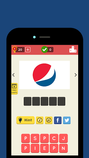 Logo Quiz World Screenshot