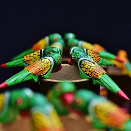 Birds  by Manab Das - Artistic Objects Toys (  )