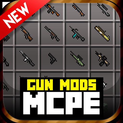 GUN MODS對於MCPE 娛樂 App LOGO-APP開箱王