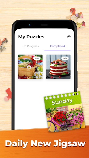 Jigsaw Puzzles  - HD Puzzle Games 1.7.2-20061447 screenshots 6