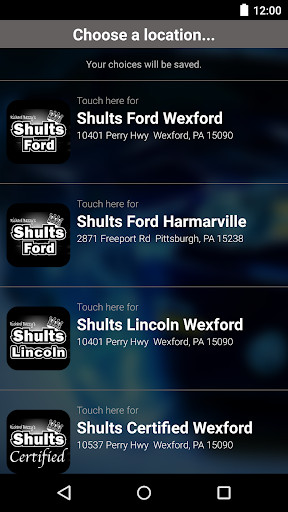 Richard Bazzy's Shults Ford