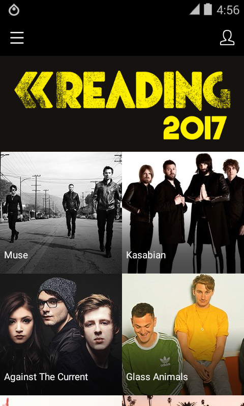 Reading and Leeds Festival- screenshot