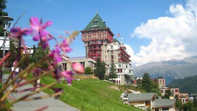 Photo: St. Moritz, Switzerland