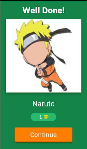 Konoha Ninja Quiz 3.2.2dk screenshots 2