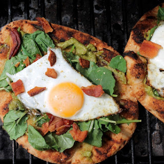 Brunch Pizzas.