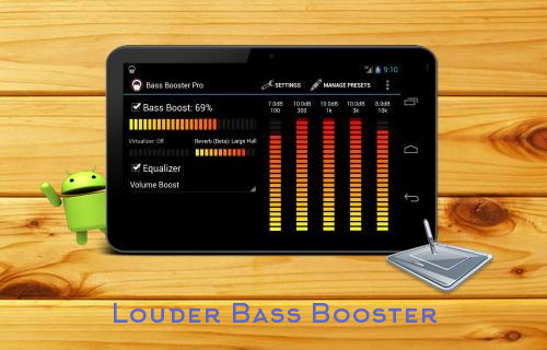 Louder Bass Booster Tips