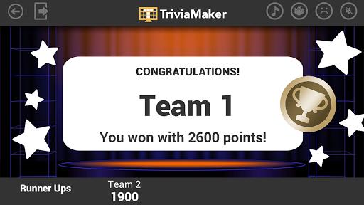 TriviaMaker - Quiz Creator, Game Show Trivia Maker 6.1.2 screenshots 8