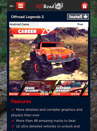 Offroad Racing Games 2.7.6 screenshot 640474