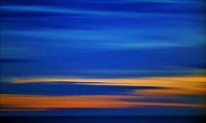 Componenti cromatiche di un tramonto di ely50