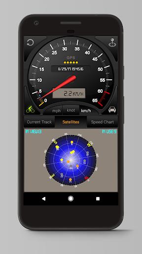 Speedometer GPS screenshot 2