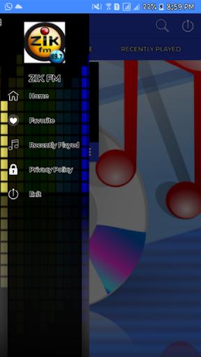 zik fm senegal zik fm 89.7 zik fm dakar screenshot 3