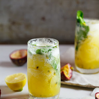 Pineapple Passion Fruit Drink Recipes.