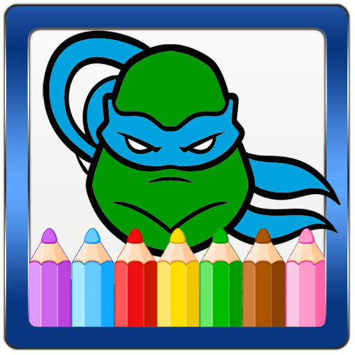 Cartoons Coloring Book Apps Apk Free Download For Android PC Windows
