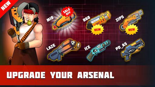 Metal Strike War: Gun Solider Shooting Games image 2