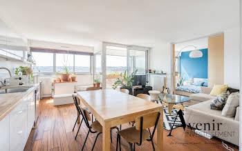 Appartement 5 pièces 103,19 m2