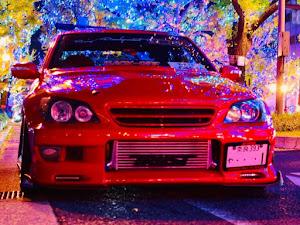 アルテッツァ SXE10 RS200  SXE10改  12年のカスタム事例画像 マルちゃんさんの2020年11月23日18:24の投稿