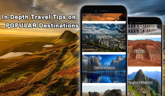 Download Android App ViaGate Travel Tips for Samsung