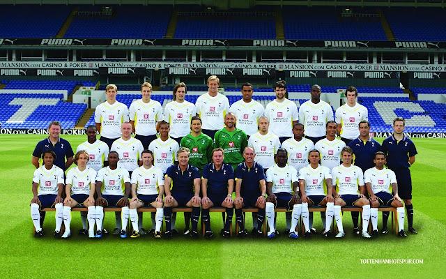 Tottenham Hotspur Tab