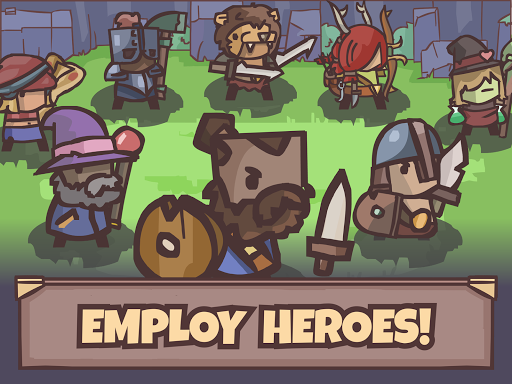 Idle Hero Defense - Fantasy Defense (Mod Money)