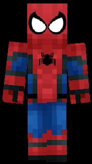 Homem Aranha Nova Skin