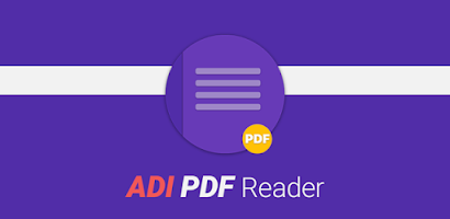 free pdf reader app for android