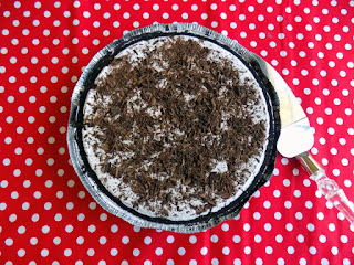 Frozen York Peppermint Patty Pie Recipe