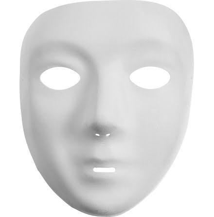 Helmask barn 17,5x14cm 12/fp