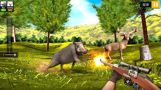 Wild Animal Hunting 2020 Free 1.4 screenshots 1