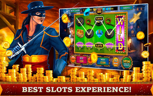 The Mask Of Zorro Vegas Slots