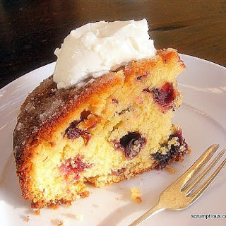 Lemon Blueberry Dessert Recipes