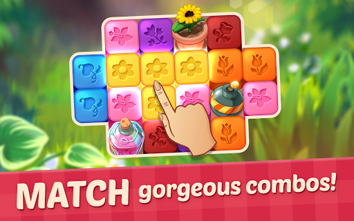 Screenshot for Lily's Garden in United States Play Store