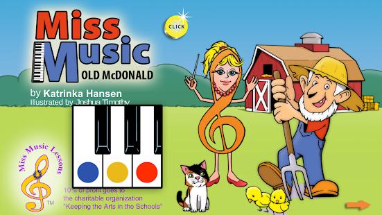 Miss Music 2 OldMcD - náhled