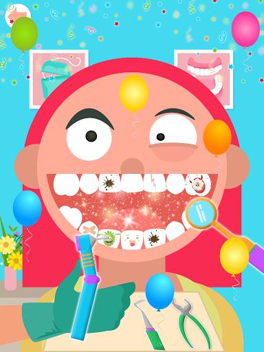 Kids Dentist; Kids Learn Teeth Care modavailable screenshots 16