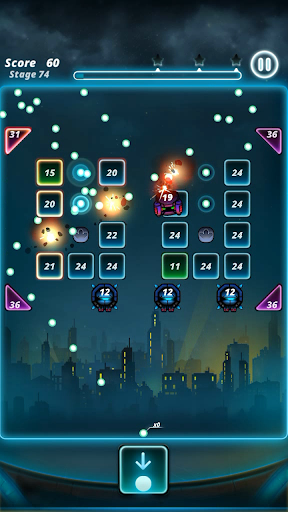 Brick puzzle master : ball vader screenshot 22