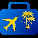 Pauschalreisen - Urlaub suchen und buchen icon