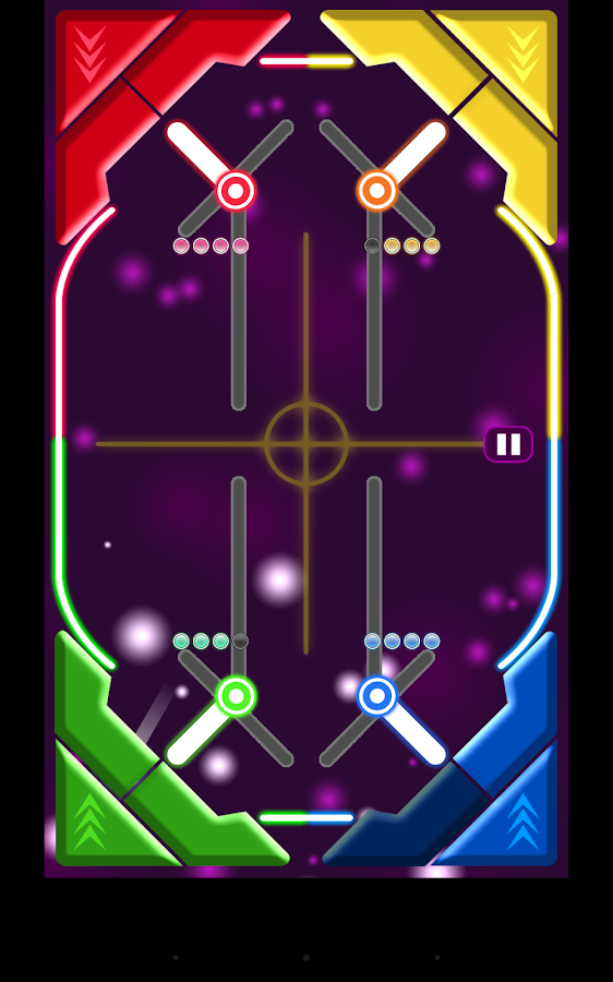 Attack Hockey- screenshot
