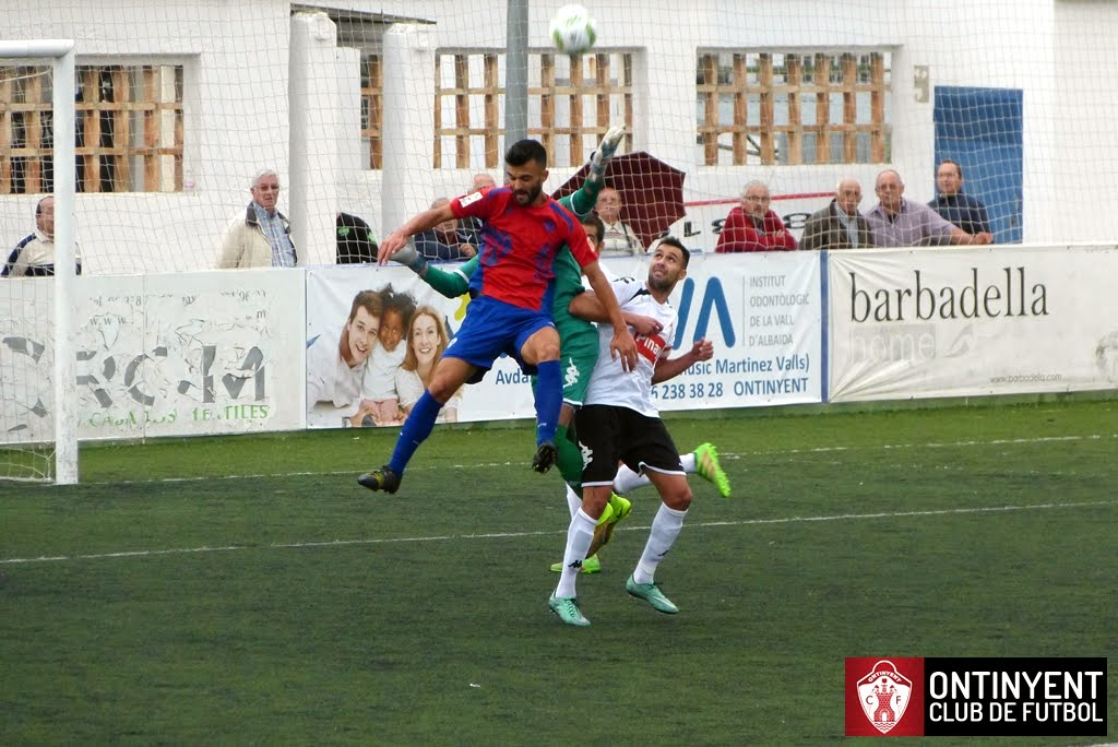 Ontinyent CF CF Torre Levante