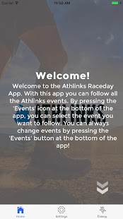 Athlinks Race Day- screenshot thumbnail