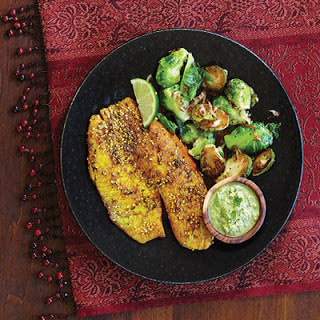 SautéEd Fish with Sesame Recipe