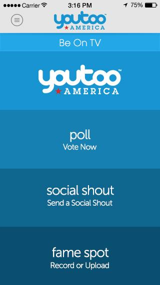 Youtoo America- screenshot