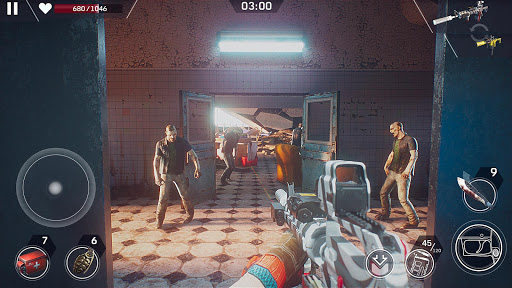 Code Triche Left to Survive: Shooter de zombies multijoueur APK MOD (Astuce) screenshots 1