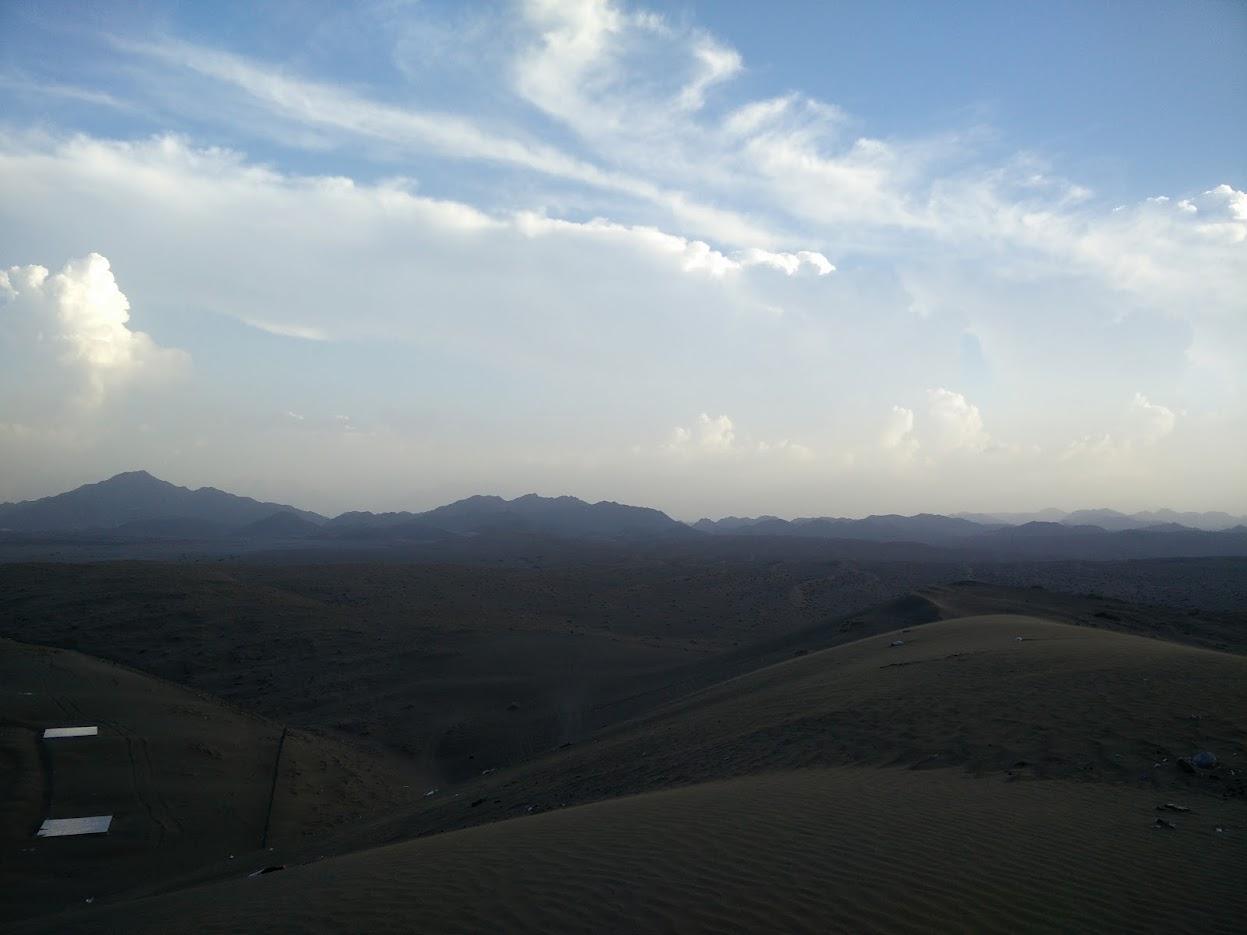 oman desert views