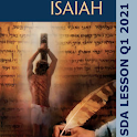 Sabbath School Lesson SDA Quarter One 2021 icon